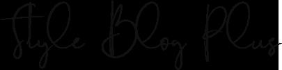 StyleBlog Plus Fashion